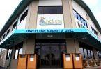 アンクルズ・フィッシュマーケット&グリルのハワイアンエンターテイメント
