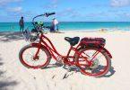 とっても楽ちん!カイルアでレンタル電動自転車