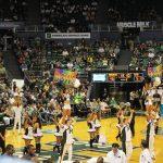 GO!ウォリアーズ!ロコと一緒に盛り上がる! ハワイ大学バスケ観戦