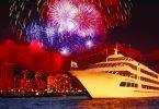 スターオブホノルル号で祝うホリデーイベント