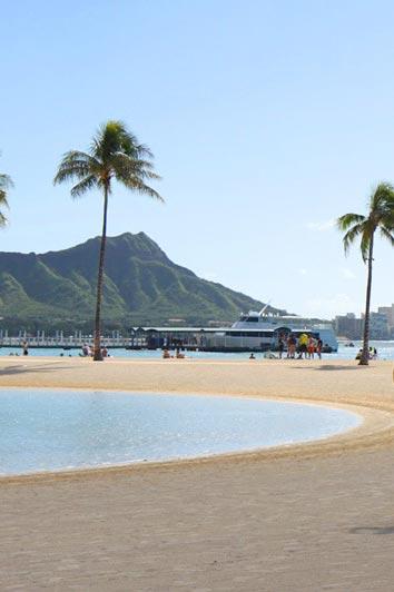 目的別おすすめビーチ!ハワイ初心者むけ
