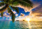 ハワイのサンライズ