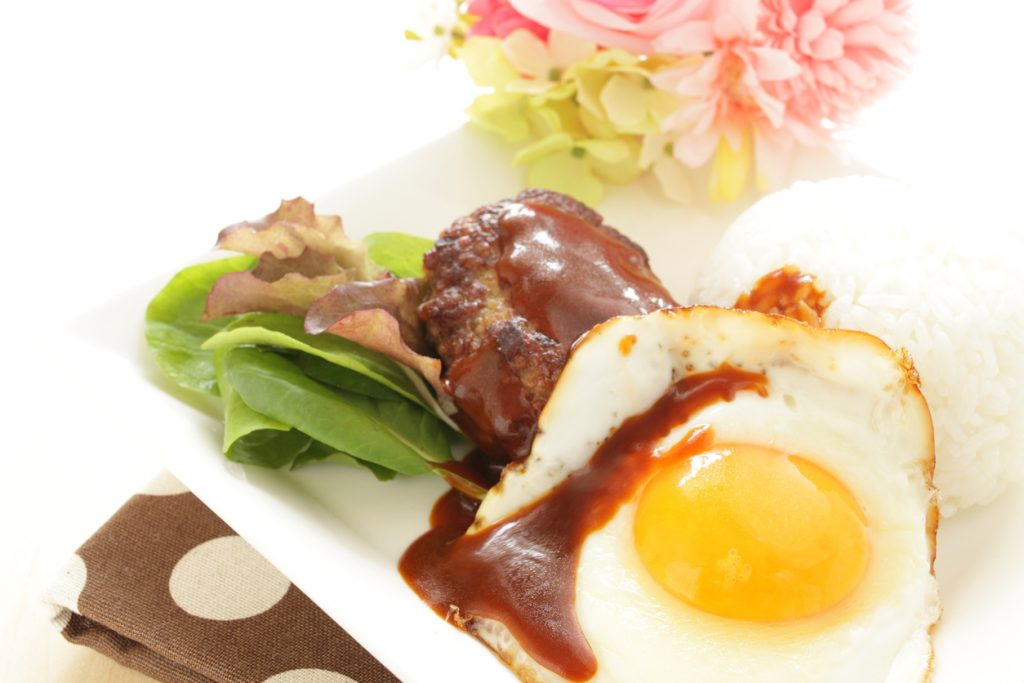 Hawaiian food, Loco Moco