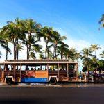 ハワイでのトロリー活用法|5つのルートと、チケットの購入方法