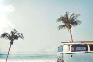 Travel in summer