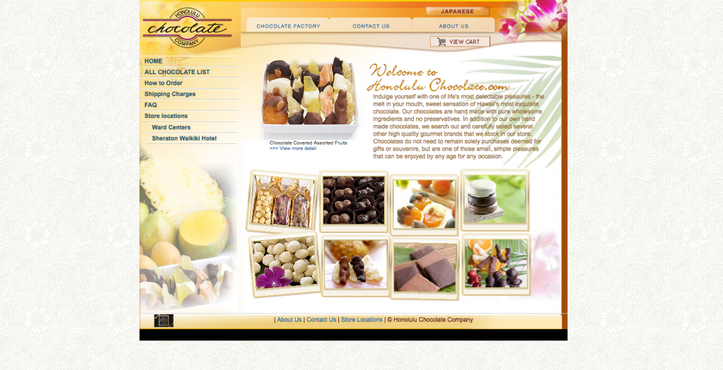 The Honolulu Chocolate Company