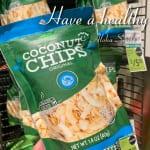 「ココナッツチップス」今日のハワイのお土産