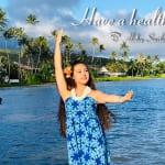 「ハンドモーション:カウラナ」今日のハワイ フラ