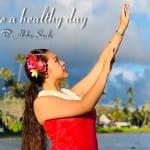 「ハンドモーション:カ・ウア」今日のハワイ フラ