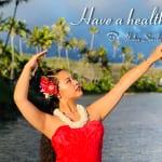 「ハンドモーション:カ・マカニ」今日のハワイ フラ