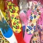 「足やすり」今日のハワイのビューティーアイテム