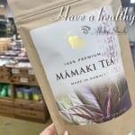 「ママキ ティー」今日のハワイのお土産