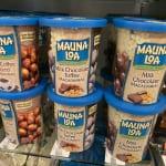 「マカデミアナッツ」今日のハワイのお土産