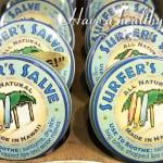 「アイランドソープ&キャンドルワークスのSurfer's Salve」今日のハワイのビューティーアイテム